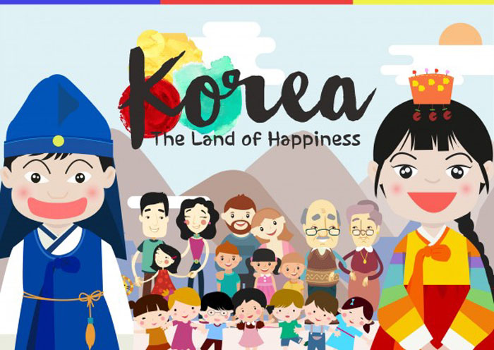 Korea Land of Happiness
